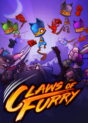Nexway Act Key/Claws of Furry vídeo juego PC Básico Español