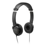 Kensington K97600WW Black Supraaural Head-band headphone