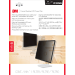 3M PF320W Framed Privacy Filter for Widescreen Desktop LCD/CRT Monitor