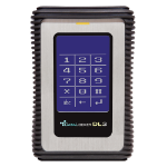 DataLocker 3 500GB 256bit AES Pin Protected & Encrypted HDD