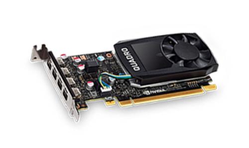 Lenovo 4X60N86658 Quadro P600 2GB GDDR5 graphics card