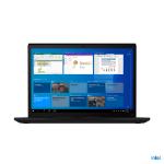 """Lenovo ThinkPad X13 Notebook 33.8 cm (13.3"""") WUXGA 11th gen Intel® Core™ i5 8 GB LPDDR4x-SDRAM 256 GB SSD Wi-Fi 6 (802.11ax) Windows 10 Pro Black"""