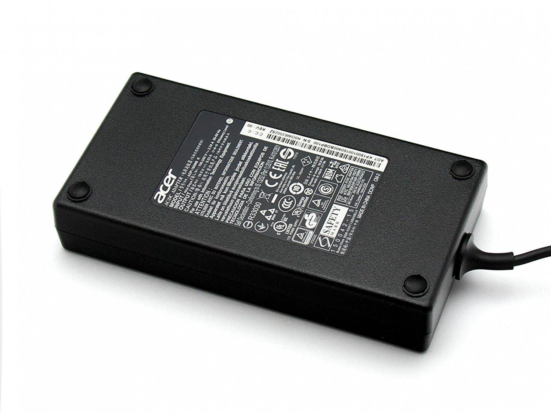 Acer KP.18001.001 power adapter/inverter Indoor 180 W Black
