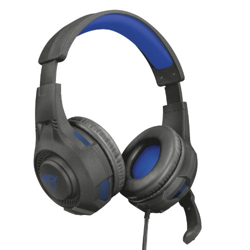 Trust GXT 307B Ravu Gaming Headset for PS4 Head-band 3.5 mm connector Black, Blue