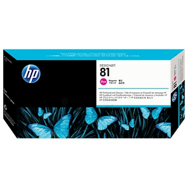 HP C4952A (81) Printhead magenta, 13ml