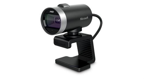 Microsoft LifeCam Cinema for Business 1280 x 720pixels USB 2.0 Black webcam