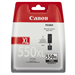 Canon 6431B007 (550 PGBKXL) Ink cartridge black, 500 pages, 22ml