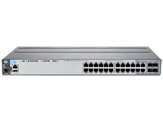Hewlett Packard Enterprise Aruba 2920 24G Managed L3 Gigabit Ethernet (10/100/1000) 1U Grey
