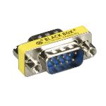 Black Box FA440-R2 cable interface/gender adapter DB9 Metallic