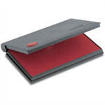 Colop STAMP PAD MICRO 3 RED MICRO3RD