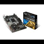 MSI H110M Pro-VD Plus Intel H110 LGA 1151 (Socket H4) Micro ATX motherboard