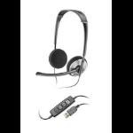 Plantronics .Audio 478 Binaural Head-band Black headset