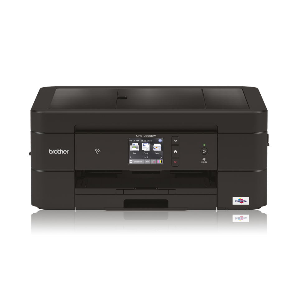 Mfc-j890dw - Colour Multi Function Printer - Inkjet - A4 - USB / Ethernet / Wi-Fi / Nfc