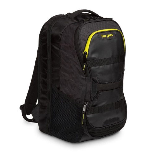 Targus TSB944EU backpack Polyurethane Black,Yellow