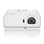 Optoma ZH406ST data projector 4200 ANSI lumens DLP 1080p (1920x1080) 3D Ceiling / Floor mounted projector White