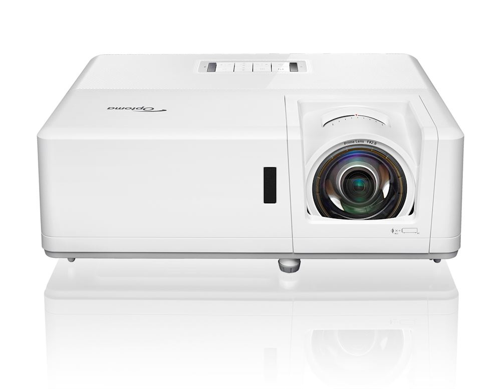 Optoma ZH406ST videoproyector 4200 lúmenes ANSI DLP 1080p (1920x1080) 3D Proyector instalado en techo / pared Blanco