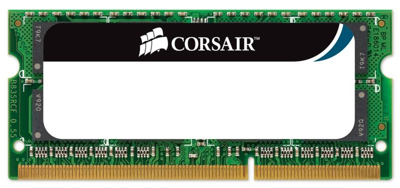 Corsair 8GB DDR3 SODIMM 8GB DDR3 1333MHz memory module