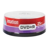 Imation 25 x DVD+R 4.7GB 25 pc(s)