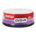Imation 25 x DVD+R 4.7GB 25 pc(s)