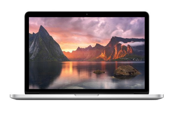"Apple MacBook Pro 13"" Retina 2.7GHz 13.3"" 2560 x 1600pixels Silver"