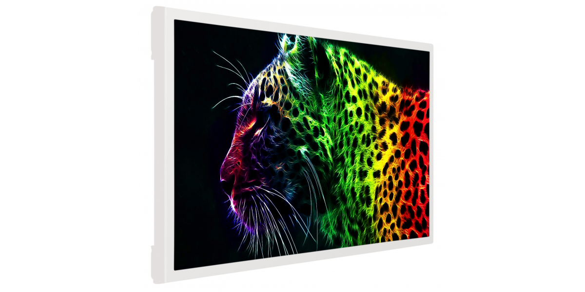 "Hitachi UHD8610PC 2.18 m (86"") LED 4K Ultra HD Touchscreen Digital signage flat panel White"