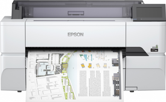 Epson SureColor SC-T3400N large format printer Colour 2400 x 1200 DPI Inkjet A1 (594 x 841 mm) Ethernet LAN Wi-Fi