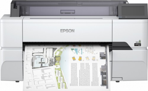 Epson SureColor SC-T3400N large format printer Colour 2400 x 1200 DPI Inkjet A1 (594 x 841 mm) Ethernet LAN Wi-Fi