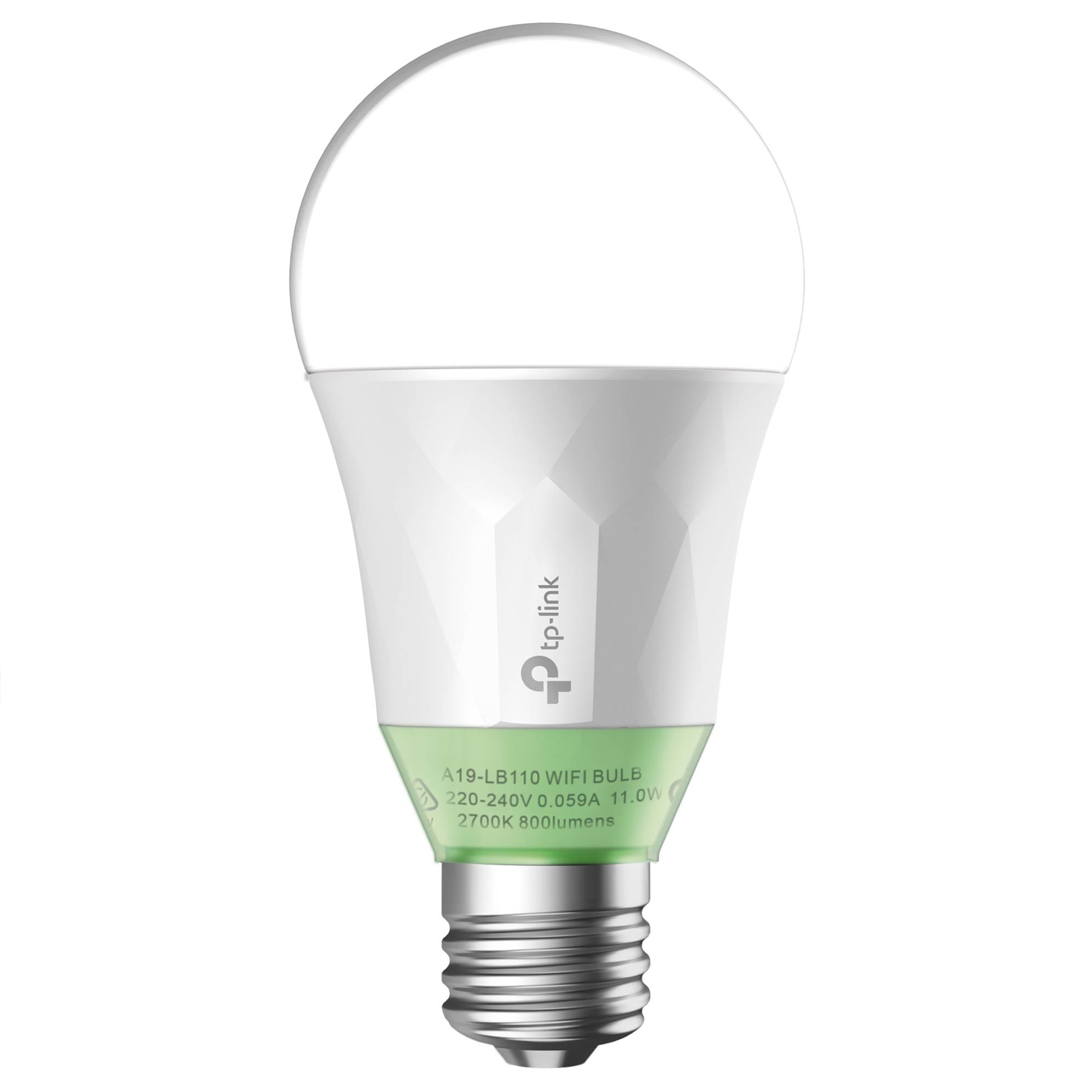 TP-LINK LB110 smart lighting Smart bulb White Wi-Fi