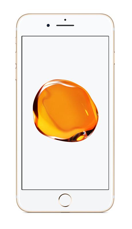 Apple iPhone 7 Plus Single SIM 4G 256GB Gold smartphone