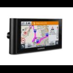 "Garmin dezlCam LMT-D Handheld/Fixed 6.1"" TFT Touchscreen 319.2g Black navigator"