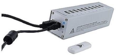 Apricorn Configurator Pc Based **New Retail** Sw 10-port USB hub SEALED - Approx 1-3 working day lea