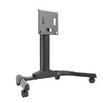 Chief LPE1U multimedia cart/stand Black Flat panel