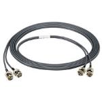 "Black Box 7.6m BNC-BNC coaxial cable 299.2"" (7.6 m) Grey"