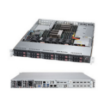 Supermicro SuperServer 1028R-WC1RT LGA 2011-v3 1U Black