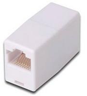ASSMANN Electronic AT-A 8/8 adaptador de cable RJ45 Blanco