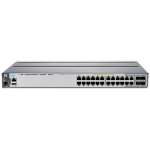 Hewlett Packard Enterprise 2920-24G-POE+ Managed L3 Gigabit Ethernet (10/100/1000) Power over Ethernet (PoE) Rack (1U) Grey