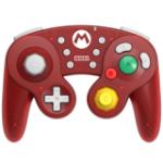 Hori Wireless Battle Pad (Mario) for Nintendo Switch