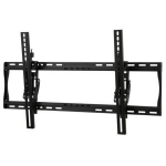 "Peerless STX650P 55"" Black flat panel wall mount"