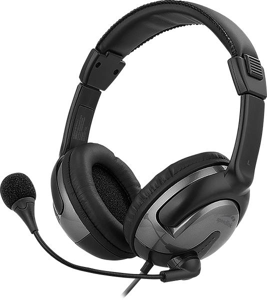 SPEEDLINK SENTO Headset Head-band USB Type-A Black