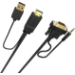 Vision TC-2MHDMIVGA-BL 2 m HDMI + USB VGA (D-Sub) + 3,5mm Negro