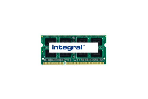 Integral 2GB DDR3-1333 SODIMM EQV. TO 57Y6582 FOR LENOVO