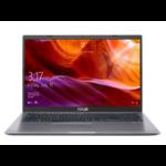 """ASUS X509JA-BR104T Notebook Gray 39.6 cm (15.6"""") 1366 x 768 pixels 10th gen Intel® Core™ i5 8 GB 512 GB SSD Wi-Fi 5 (802.11ac) Windows 10 Home"""