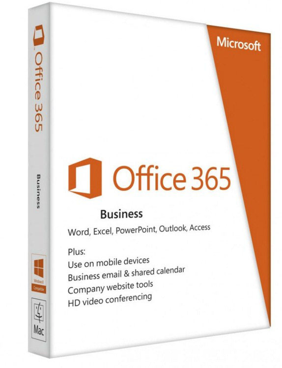 Microsoft Office 365 Business Essentials 9F5-00003