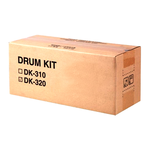 KYOCERA 302J093011 (DK-320) Drum kit, 300K pages