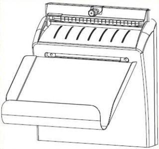 Zebra P1058930-190 printer/scanner spare part Cutter Label printer