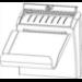 Zebra P1058930-190 pieza de repuesto de equipo de impresión Cortador Impresora de etiquetas
