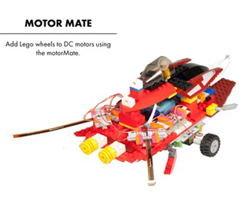 LITTLEBITS Motor Mate