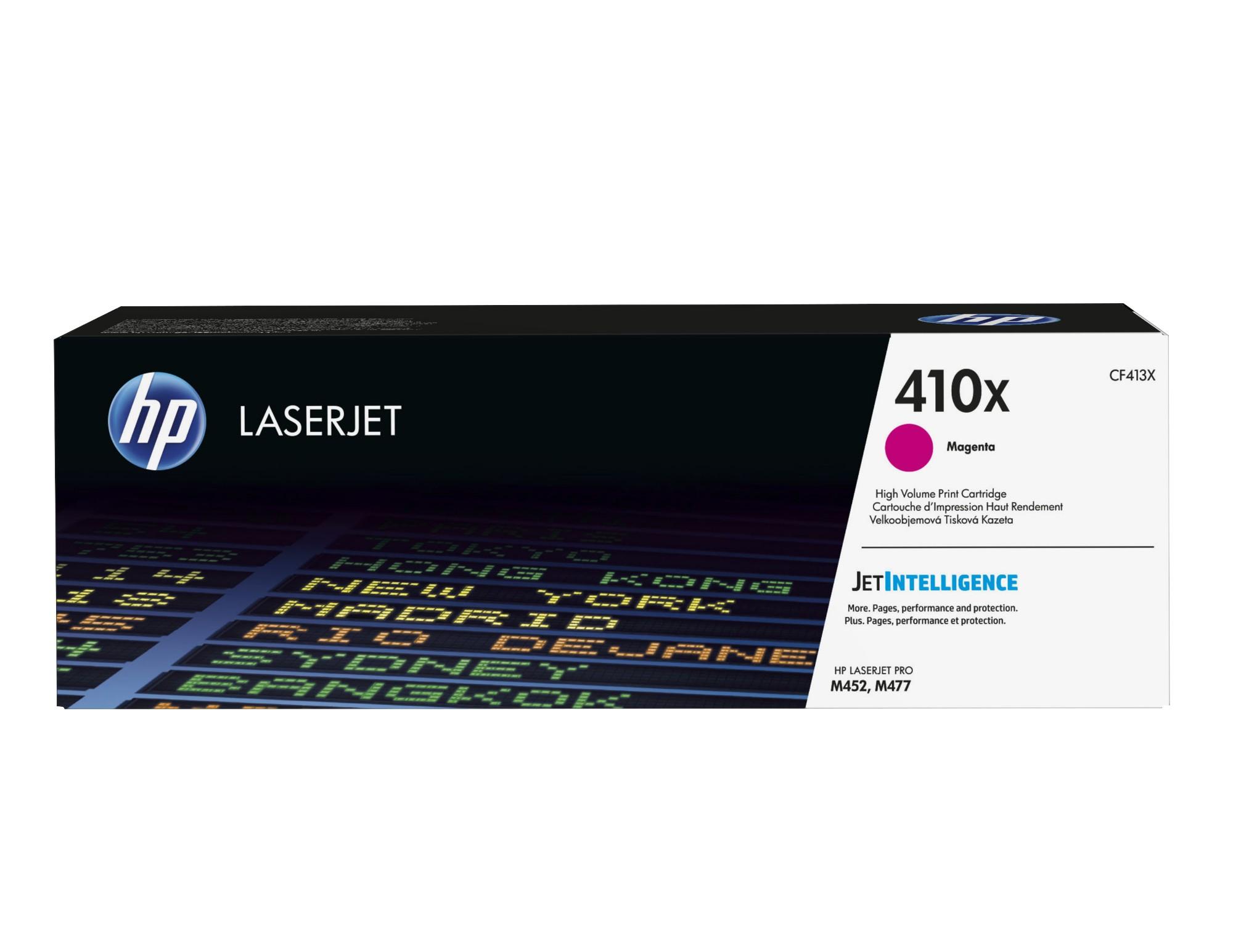 HP CF413X (410X) Toner magenta, 5K pages