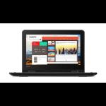 "Lenovo ThinkPad 11e (5th Gen) Black Hybrid (2-in-1) 29.5 cm (11.6"") 1366 x 768 pixels Touchscreen 1.10 GHz Intel® Celeron® N4100"