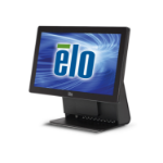 "Elo Touch Solution 15E2 POS terminal 39.6 cm (15.6"") 1366 x 768 pixels Touchscreen 2.41 GHz J1800 Black"